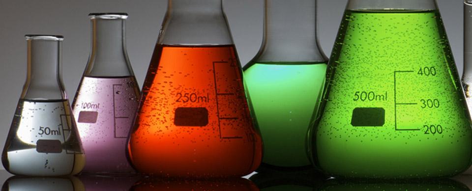 پخش انواع شیشه آلات آزمایشگاهی
