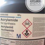 اکریل آمید Acrylamide 800830