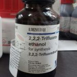 ۲,۲,۲-Trifluoroethanol     تری فلورواتانول مرک ۸۰۸۲۵۹